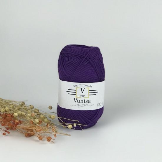 Vunisa Yarn %100 Cotton