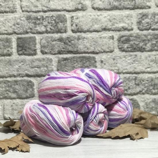 450-500 gr VOG Candy Ebruli İhraç  El Örgü İpi