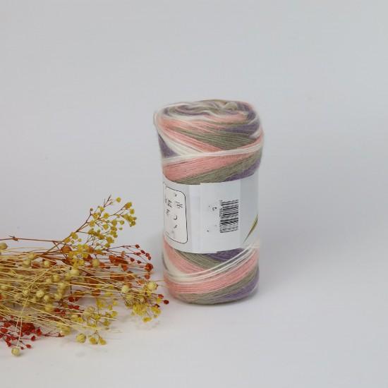 100 gr Batik Angora İhraç Fazlası El Örgü İpi