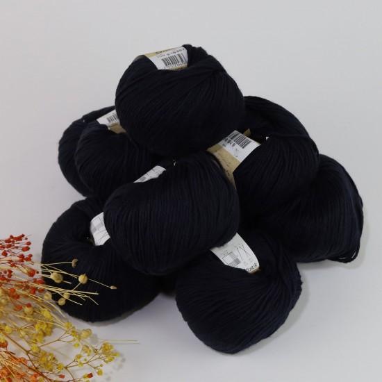 50 gr 10 adet Cotton Merino Classic İhraç Fazlası El Örgü İpi