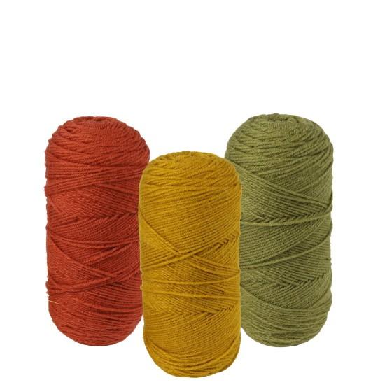 170-200 gr Amerikan Sarım İhraç Fazlası El Örgü İpi