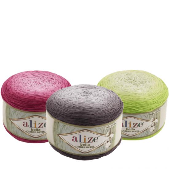 Alize Bella Ombre Batik