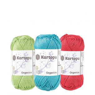 Kartopu Amigurumi Su Yeşili El Örgü İpi - K507 - Hobium | 305x305