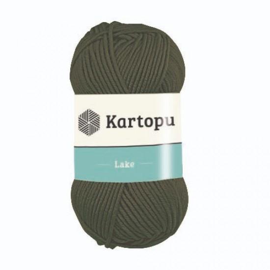 Kartopu Lake