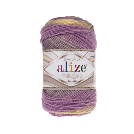Alize Süperlana Klasik Batik