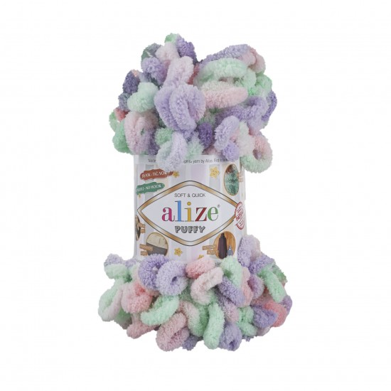 Alize Puffy Color